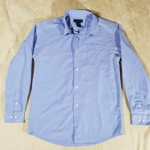 Cherokee long sleave boys shirt size L.